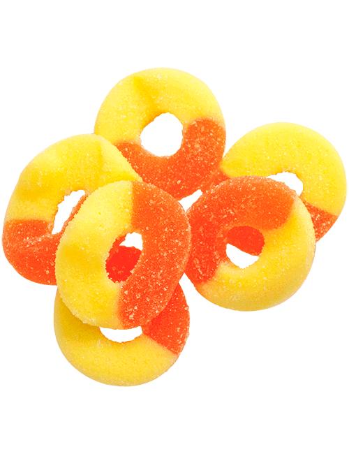 Peach Gummy (FLV) - 15ml