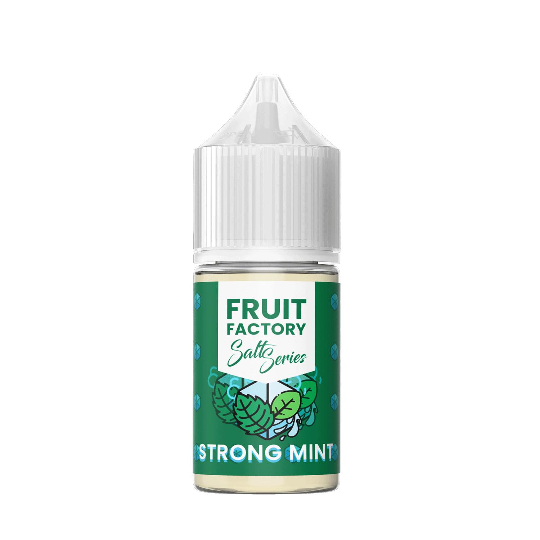Strong Mint Salt (FF) - 30ml 50mg
