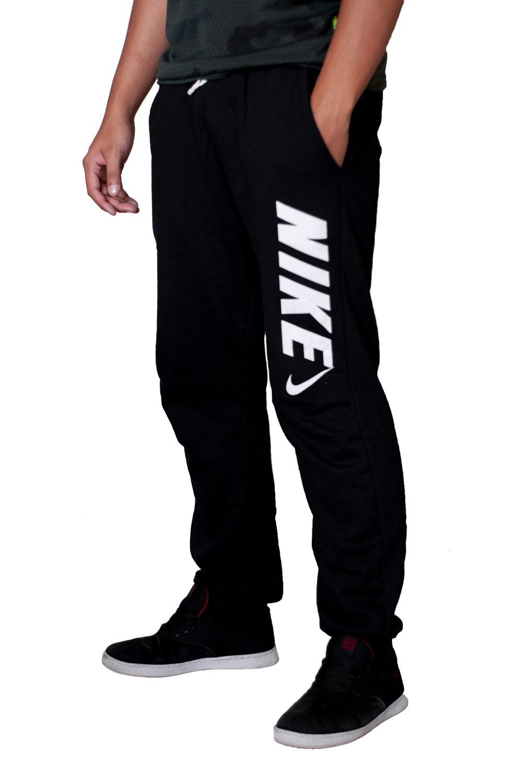 Calça Moletom Nike Preta