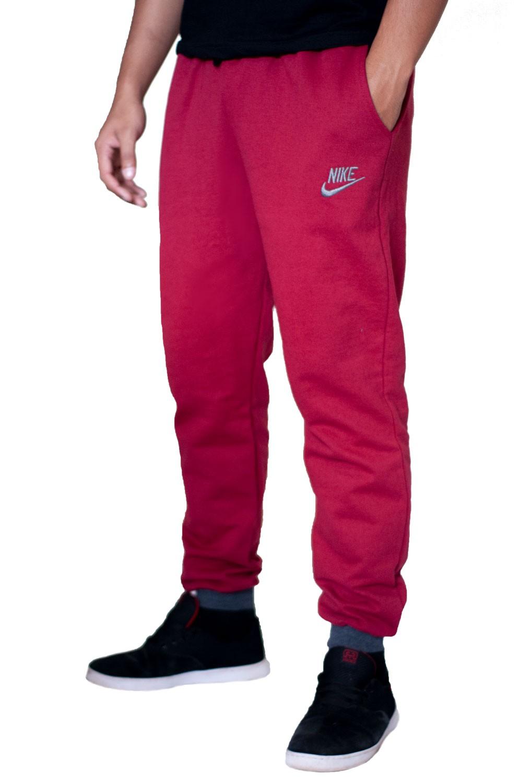 Calça Moletom Nike Vermelha