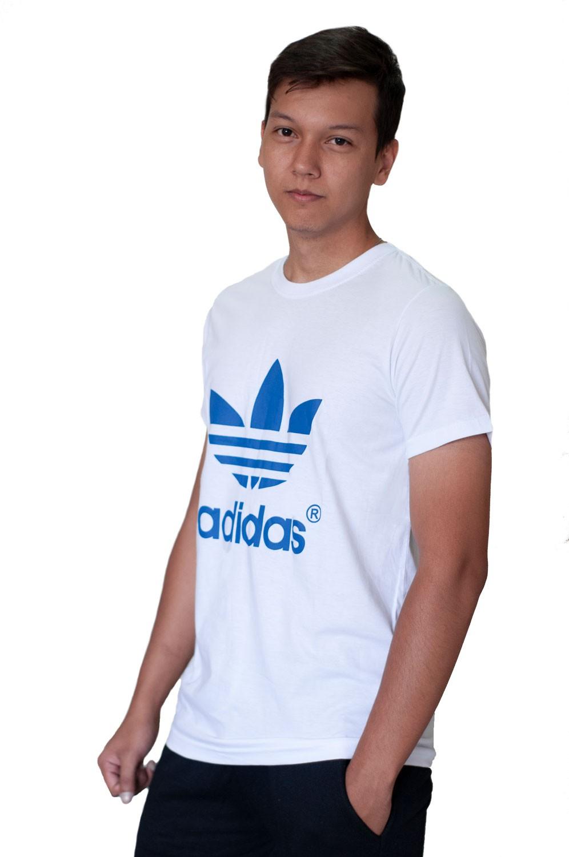 Camiseta Adidas Estampada Cores