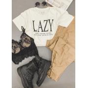Cropped Lazy