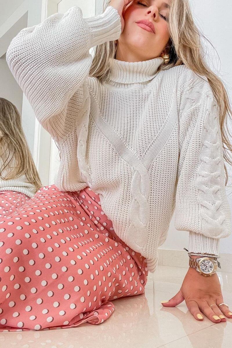 Blusa Tricot Sofy