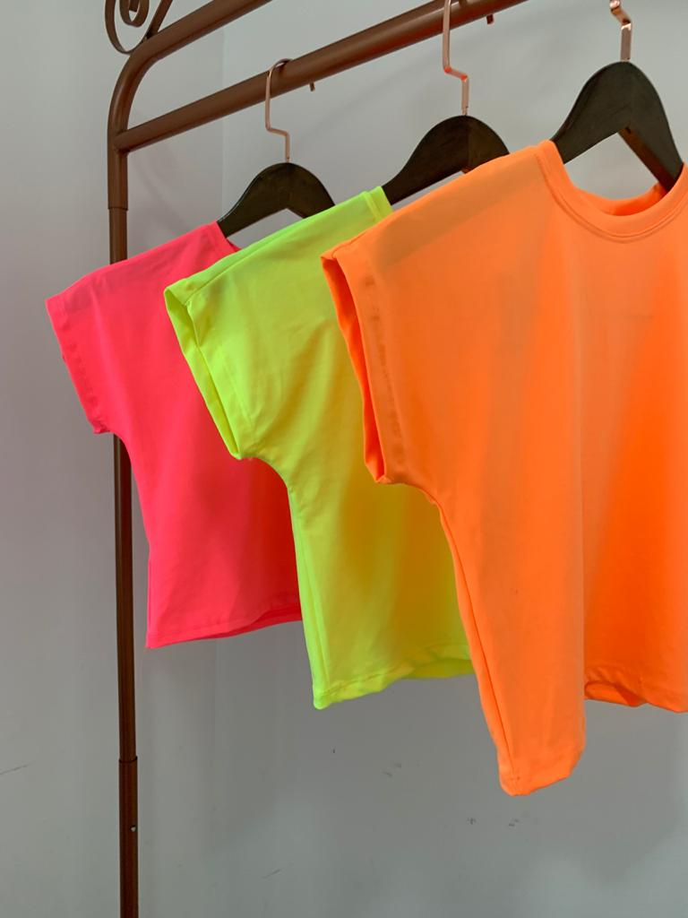 Cropped Neon