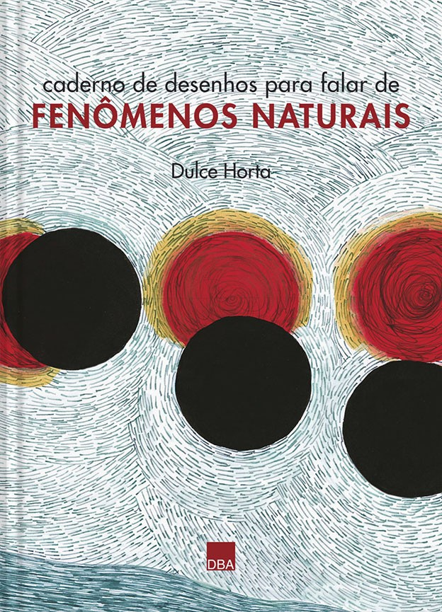 Caderno de desenhos para falar de fenômenos naturais