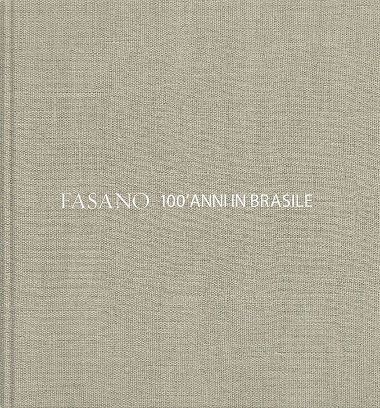 Fasano  100anni in Brasile / 100 anni di gastronomia