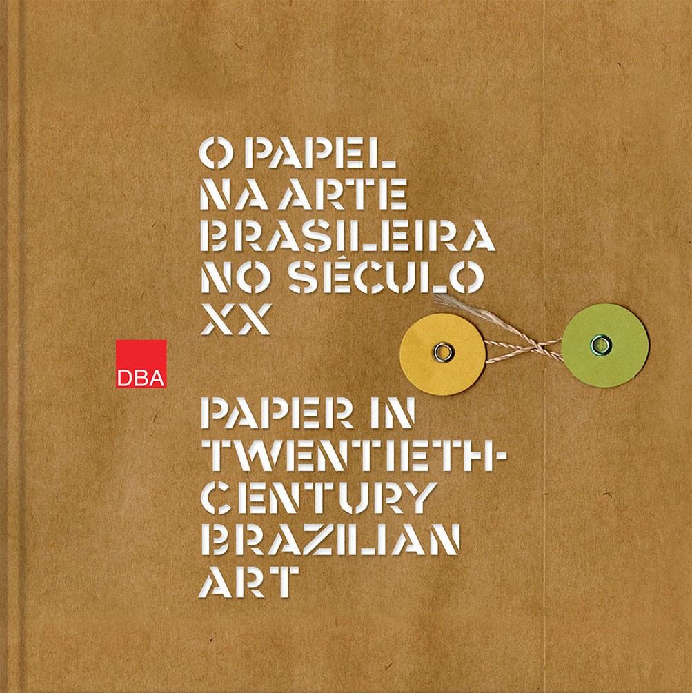 O papel na arte brasileira no século XX