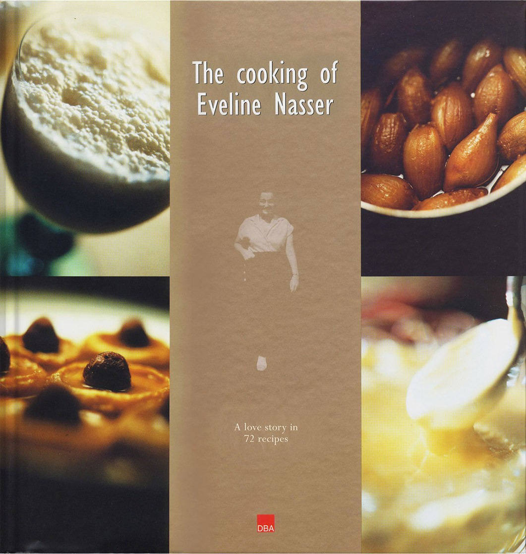 The cooking of Eveline Nasser - Inglês