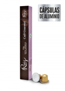 Café Ruiz Gourmet - 100% Arábica - 10 Cápsulas