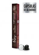 Café Ruiz Gourmet - Intenso 100% Arábica - 10 Cápsulas