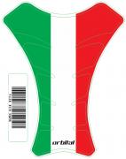 Tank Pad  Race Bandeira Itália - Orbital