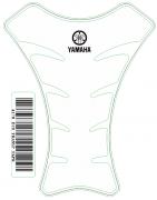 Tank Pad Race Logo Yamaha - Orbital