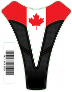Tank Pad Sport Bandeira Canadá - Orbital