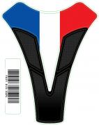 Tank Pad Sport Bandeira França - Orbital