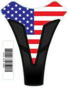 Tank Pad Sport Bandeira USA - Orbital