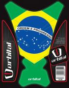 Tank Pad Tech Bandeira Brasil - Orbital