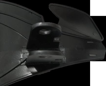 PMX Protetor de Mão para Moto - Orbital