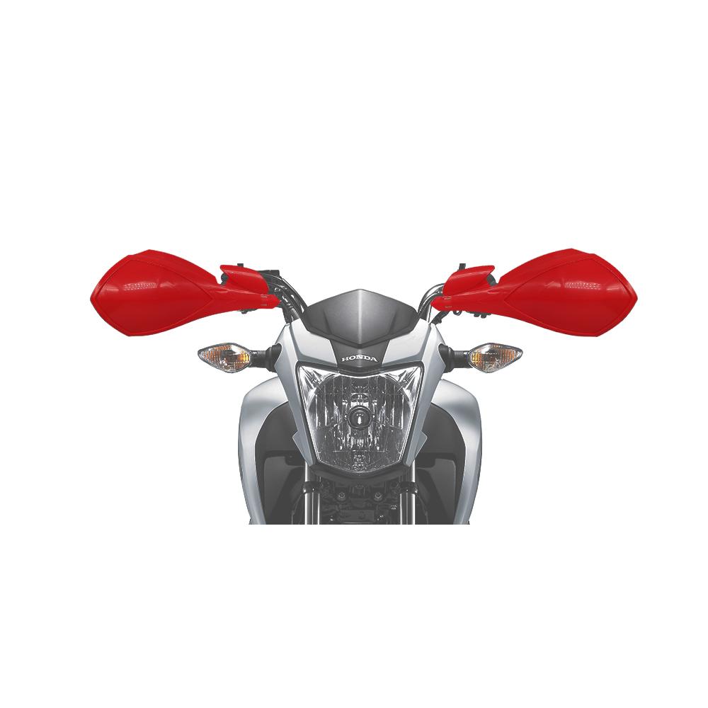 PMX Protetor de Mão para Moto - Orbital Para Freio a Disco