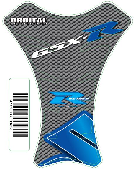 Tank Pad Race GSX R- Orbital