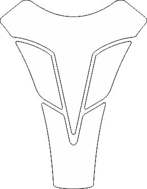Tank Pad Sport Básico - Orbital