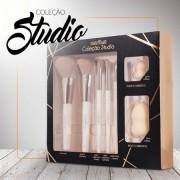 Kit de Pinceis Coleção Studio - Macrilan