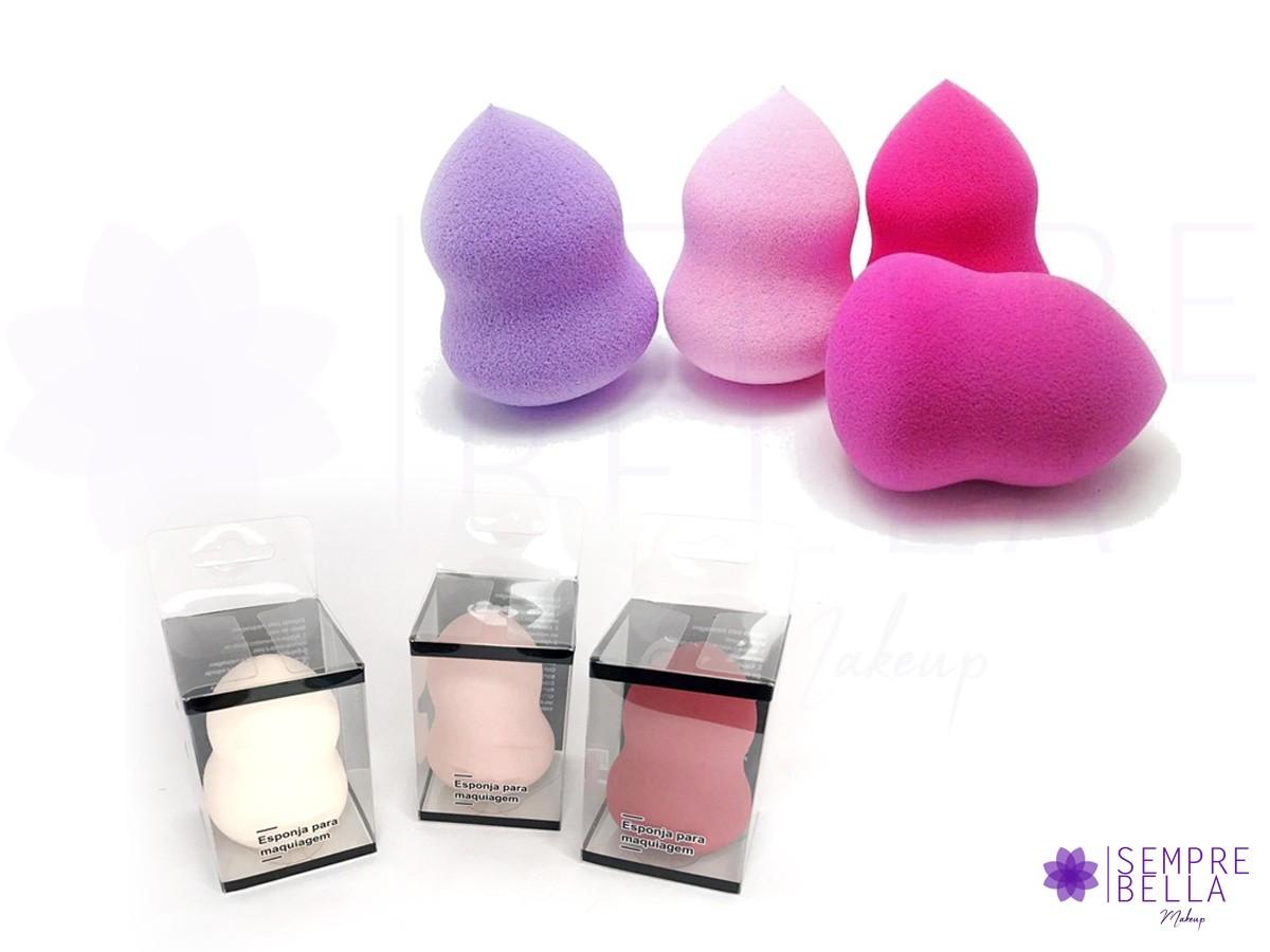 Esponja para Maquiagem - Beauty Blender (Coxinha)