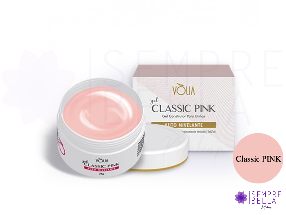 Gel Classic Pink - Vólia