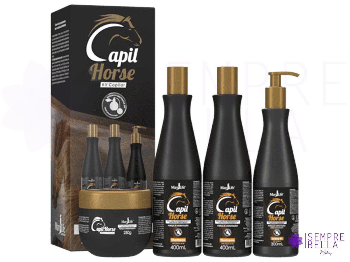Kit Capil Horse - Mary Life