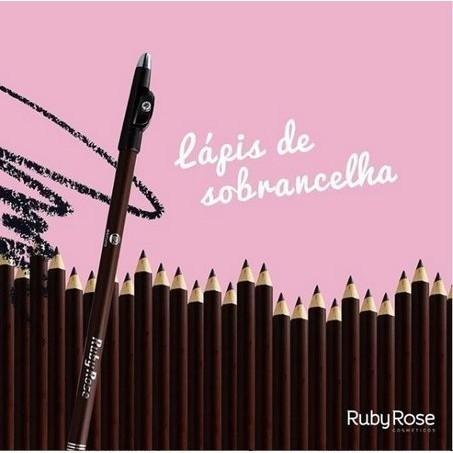Lápis Delineador de Sobrancelha - Ruby Rose