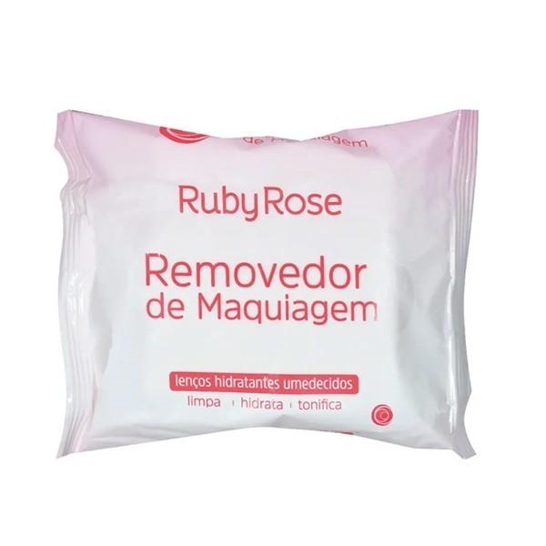 Lenço Removedor de Maquiagem Rosa - Ruby Rose