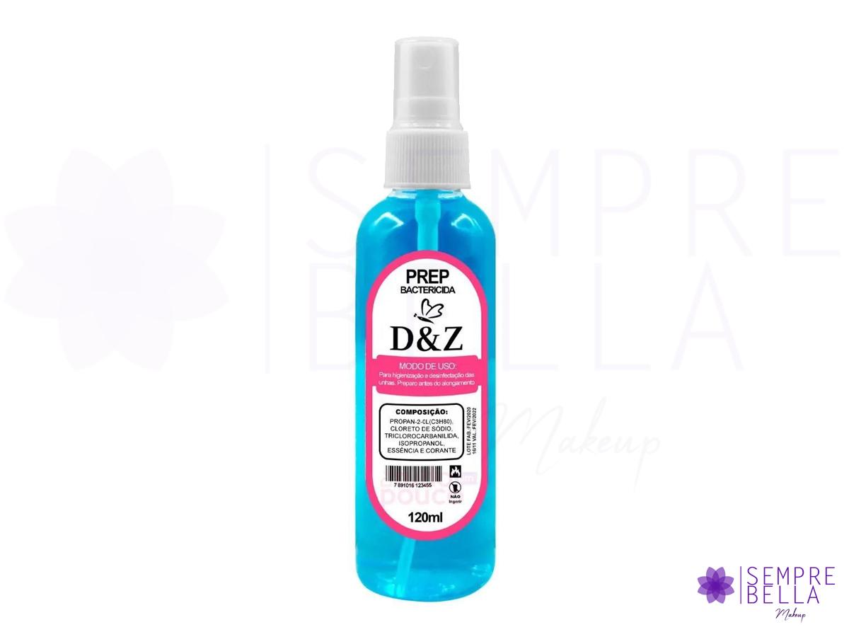 Prep Antisséptico - D&Z