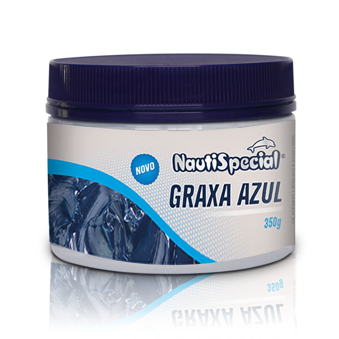 GRAXA NÁUTICA AZUL 350g NAUTISPECIAL