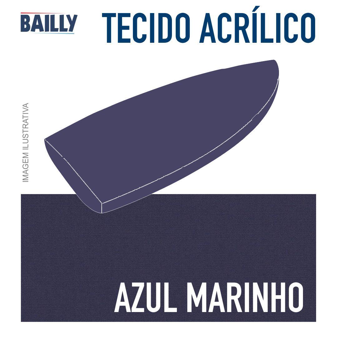 LASER - CAPA DE COBERTURA TECIDO ACRÍLICO