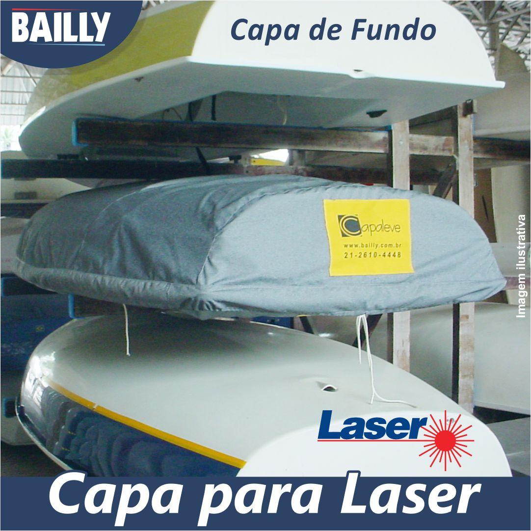 LASER - CAPA DE COBERTURA TECIDO CAPALEVE