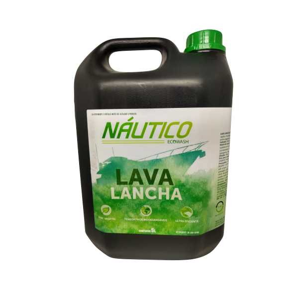 LAVA LANCHA ECOWASH NÁUTICO 5L NAUTISPECIAL