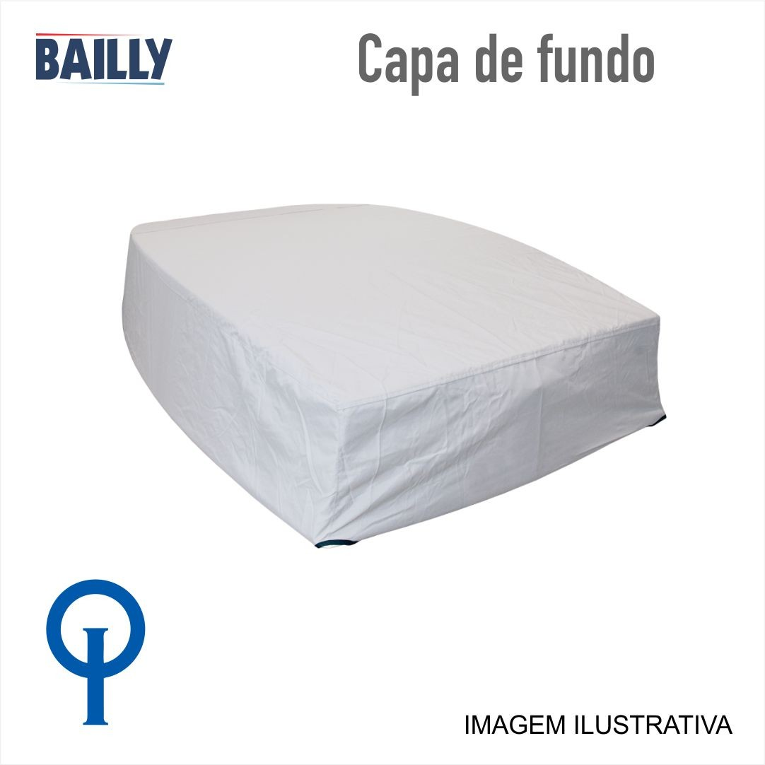 OPTIMIST - CAPA DE FUNDO TECIDO CAPALEVE