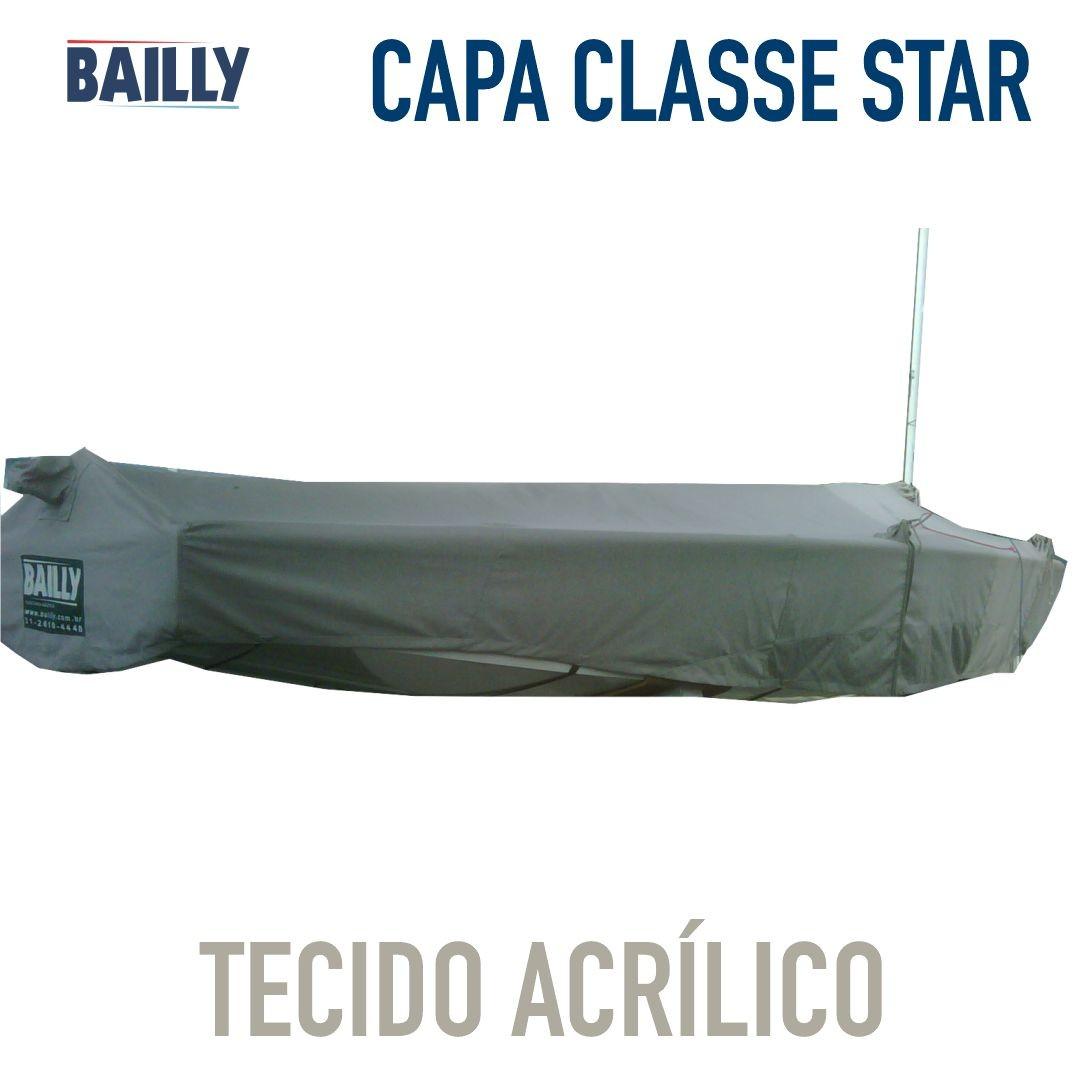 STAR - CAPA DE COBERTURA TECIDO ACRÍLICO