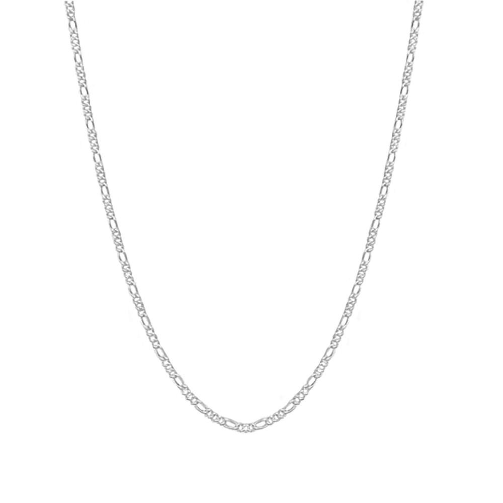 Corrente 3x1 em Prata 1,6 mm