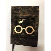 Coleção caderno Harry Potter Óculos