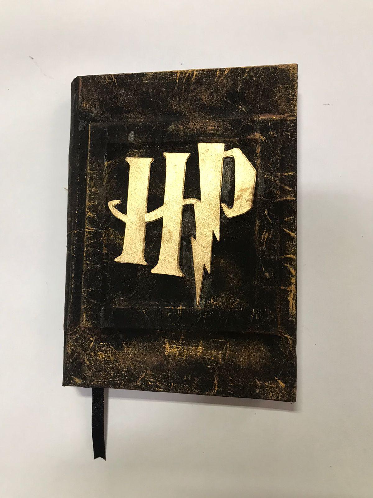 Caderno Coleção Harry Potter