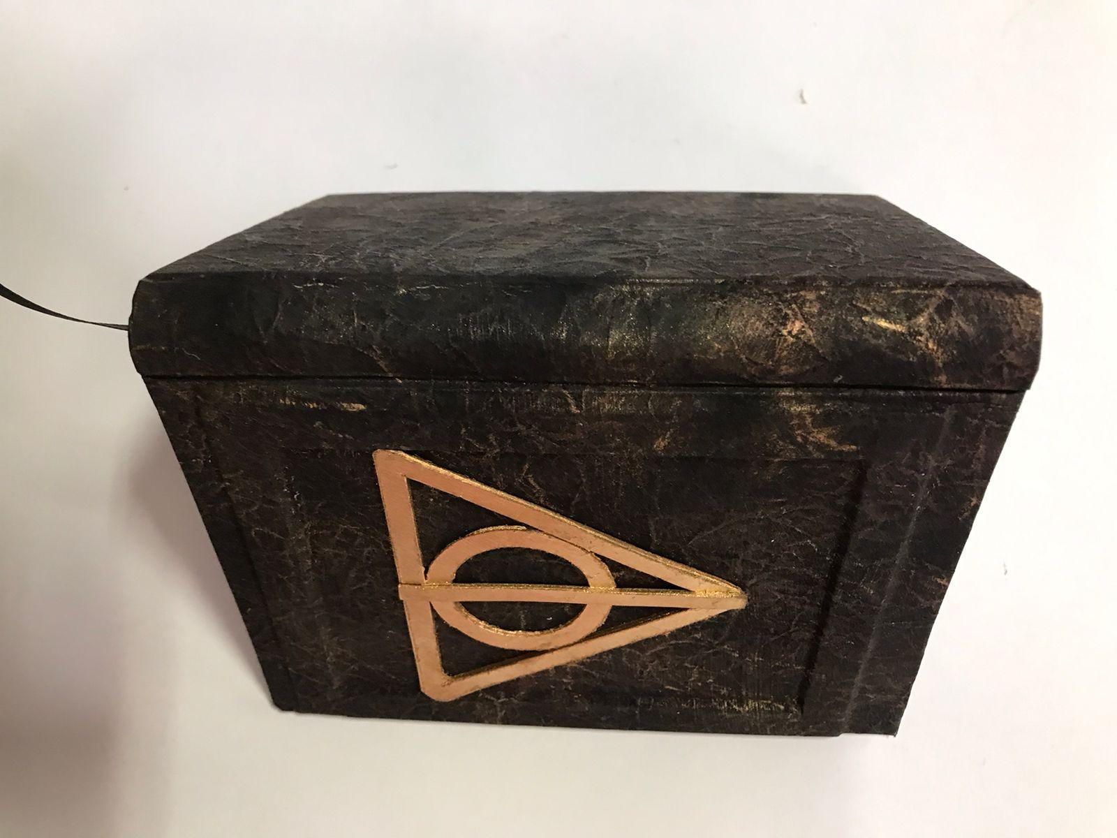 Coleção Harry Potter Triângulo