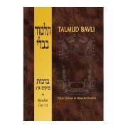 Talmud Bavli - Macot (capítulos 1-3)