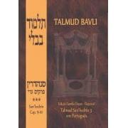 Talmud Bavli - San'hedrin (capítulos 9-10)