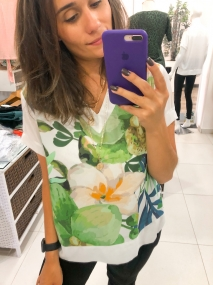 Blusa Isabel