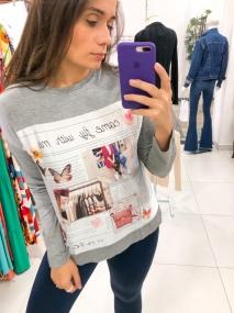 Camiseta Juliana Fly