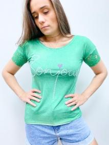 Camiseta pedraria Bonjour