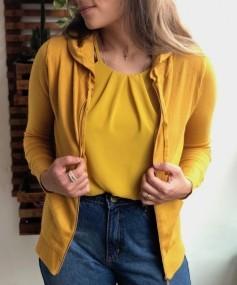 Jaqueta tricot
