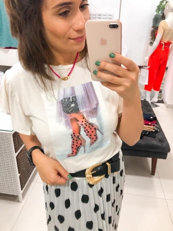 Camiseta Glam Bag