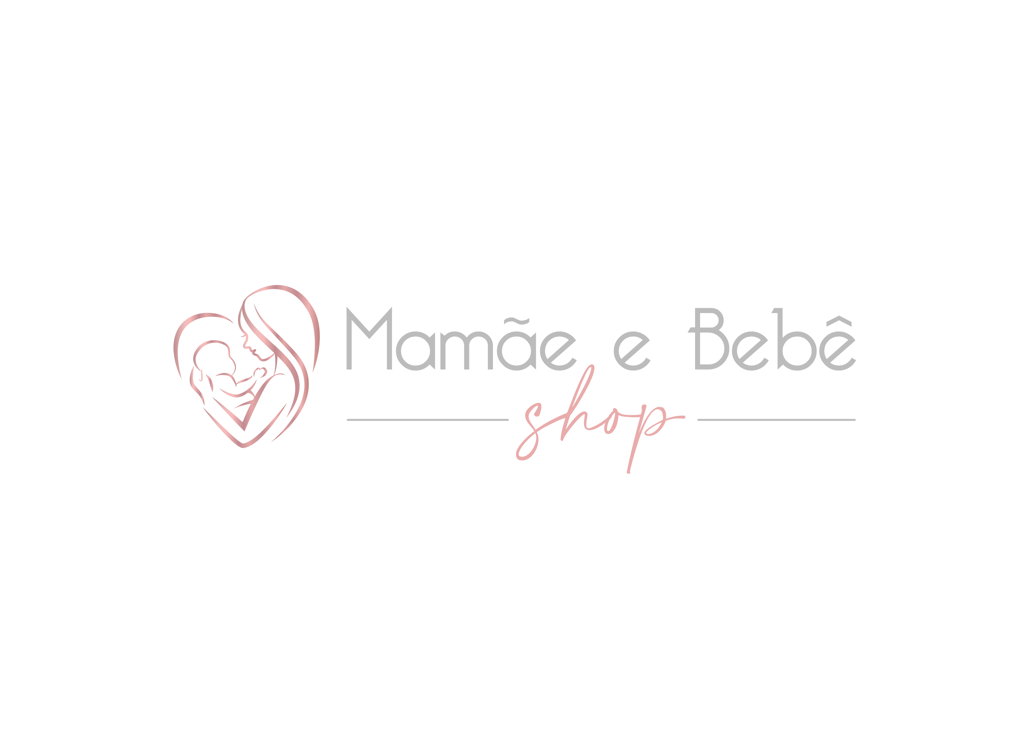Mamãe e Bebê Shop