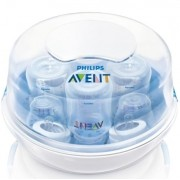 Esterilizador A Vapor Para Micro-ondas - Philips Avent